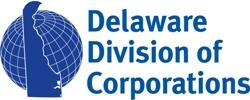 Delaware Division of Corporations logo